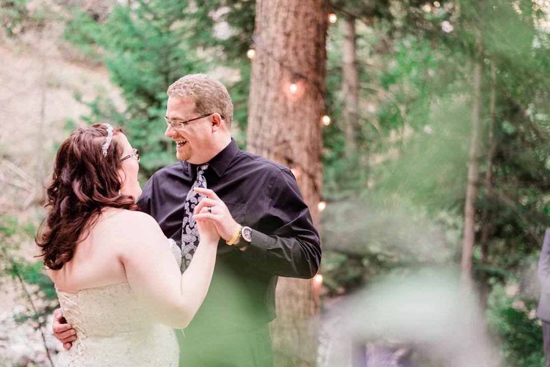 Ouray Wedding at a Private Lake   amanda.matilda.photography
