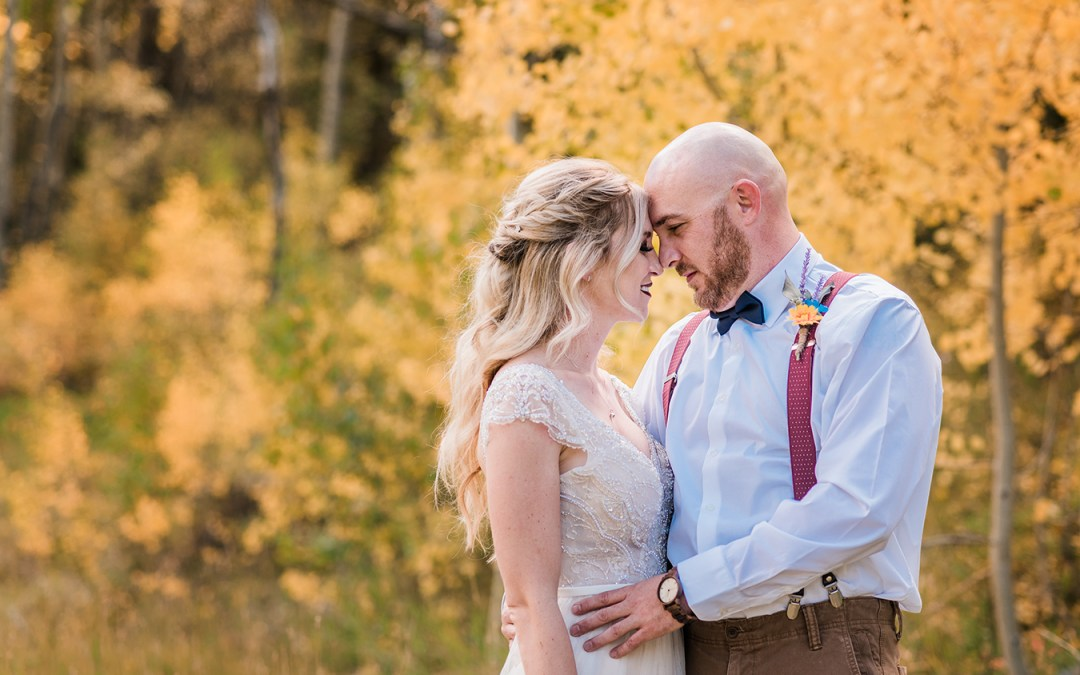 Kevin & Lynnette | Telluride Wedding at Mountain Village and Ophir Pass
