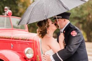 Aneill & Jason's Palisade River Ranch Firefighter Wedding | amanda.matilda.photography