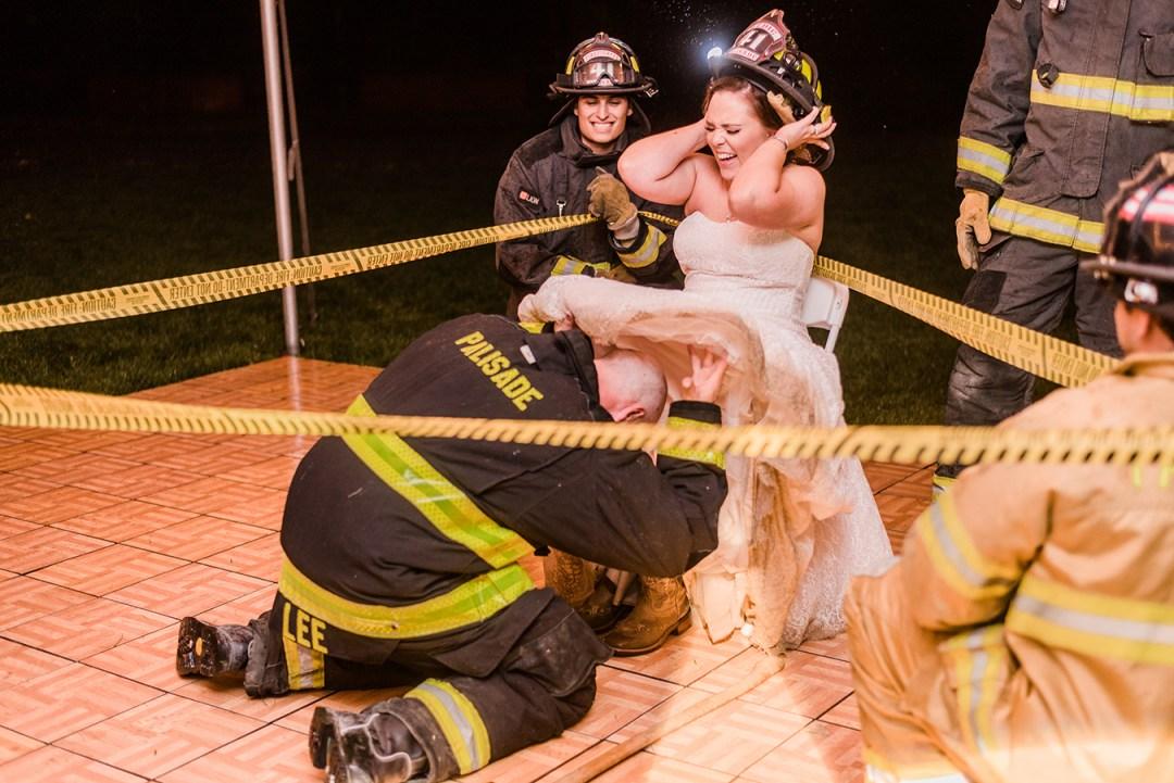 Aneill & Jason's Palisade River Ranch Firefighter Wedding   amanda.matilda.photography