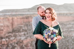 Craig & Jessica's Elopement on the Colorado National Monument | Amanda Matilda Photography