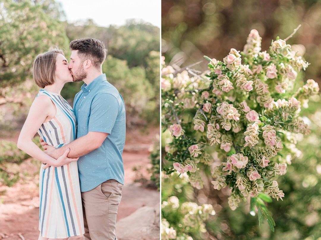 Brennan & Laura | Honeymoon Photos in Grand Junction