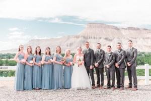 Brandon & Jennifer | Colterris Winery Wedding in Palisade
