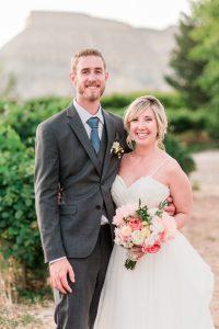 Brandon & Jennifer's Colterris Winery Wedding in Palisade
