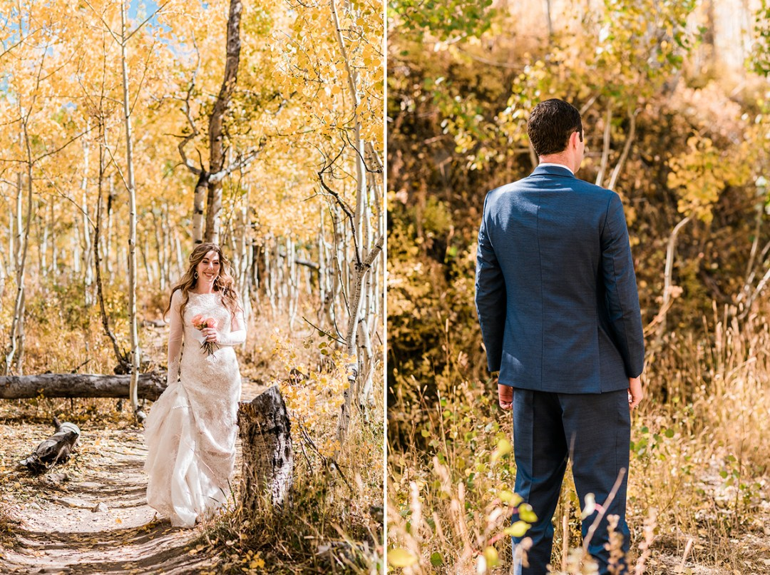 Couple's first look at Woods Walk in Crested Butte
