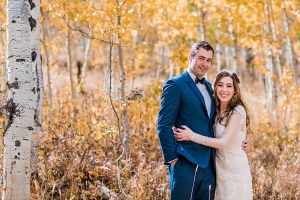 William & Amy | Lake Irwin Wedding in Crested Butte