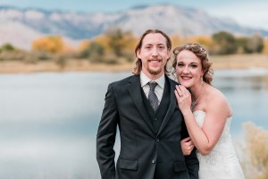 Sam & Cloie | Fall Wedding in Parachute