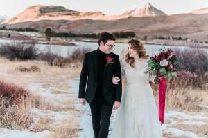 Ryan & Kensie   November Elopement in Crested Butte