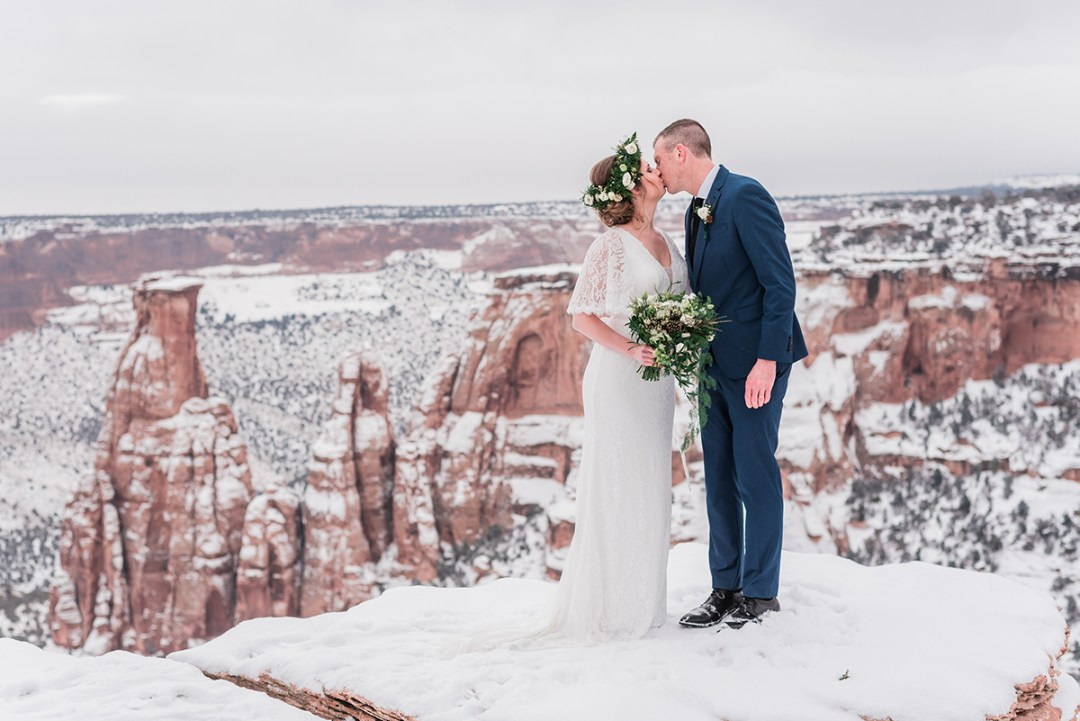 James & Chelsea   New Year's Day Elopement