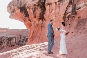 Moab AirBnB Elopement Photographer - Amanda Matilda Photography