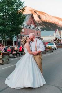 Megan & Chris   Crested Butte Elopement