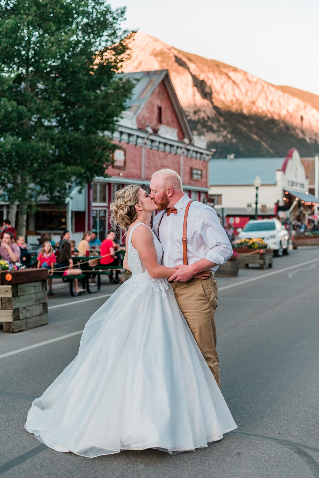 Megan & Chris | Crested Butte Elopement