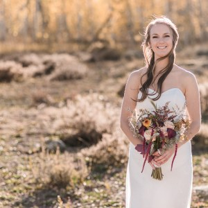 Dani & Aiden   Elopement at the Woods Walk in Crested Butte