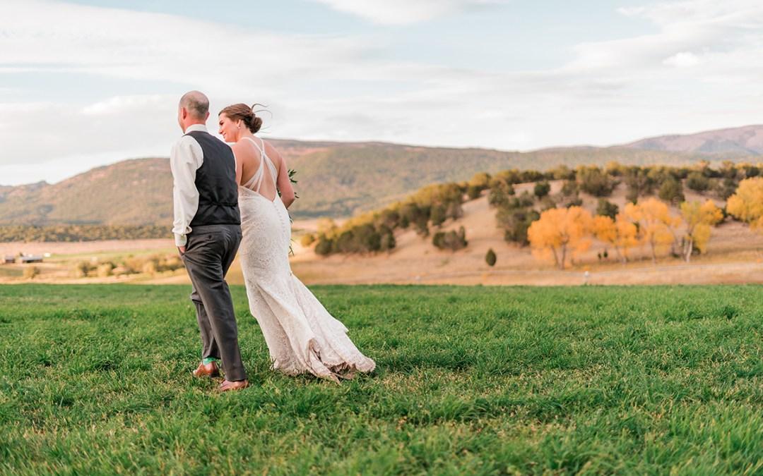 Emily & Alec   Wedding at Vista View Events