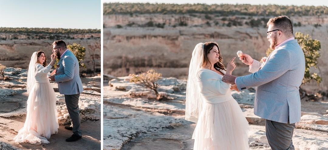 Matt & Becca | Elopement in Grand Junction