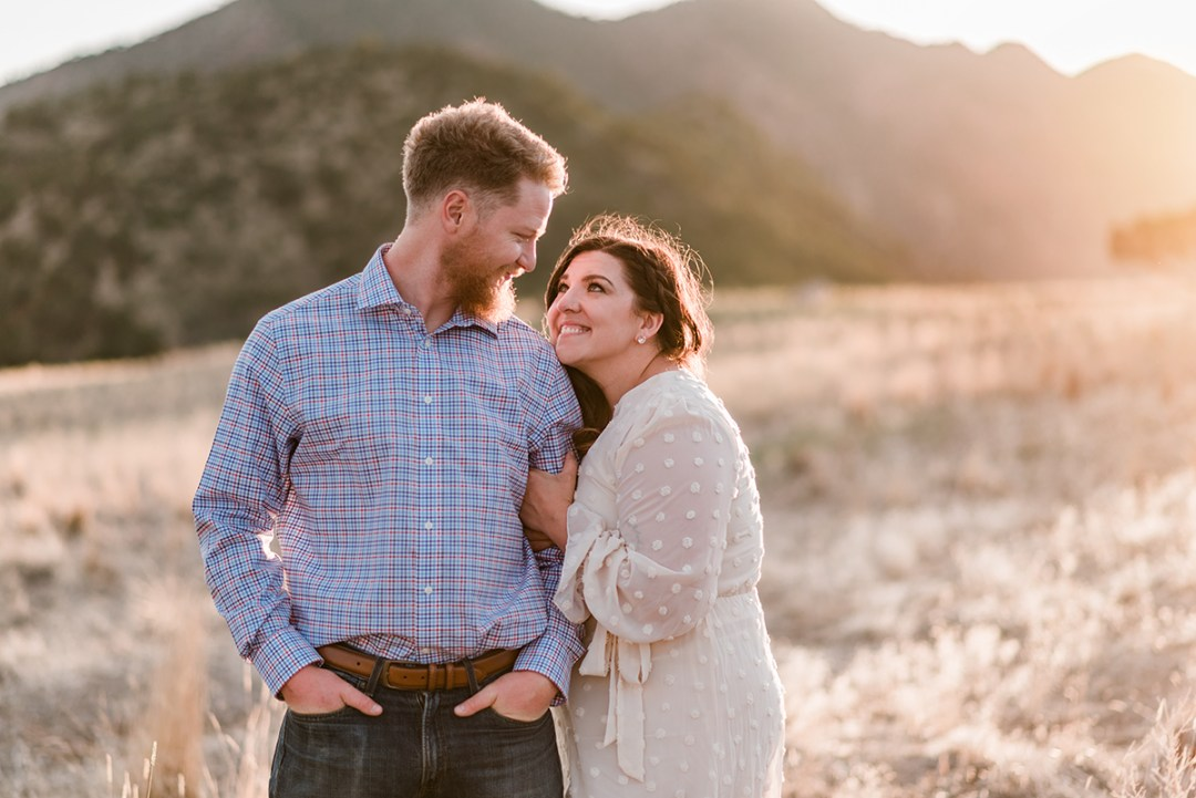 Camille & Grant | Engagement Photos in New Castle