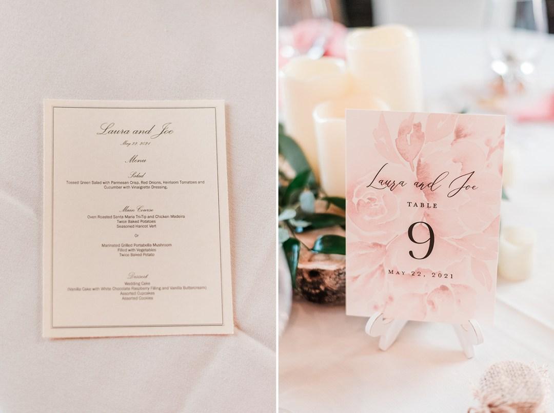 Joe & Laura | Two Rivers Winery Wedding