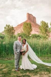 Austin & Ayana | Gateway Canyons Resort Wedding