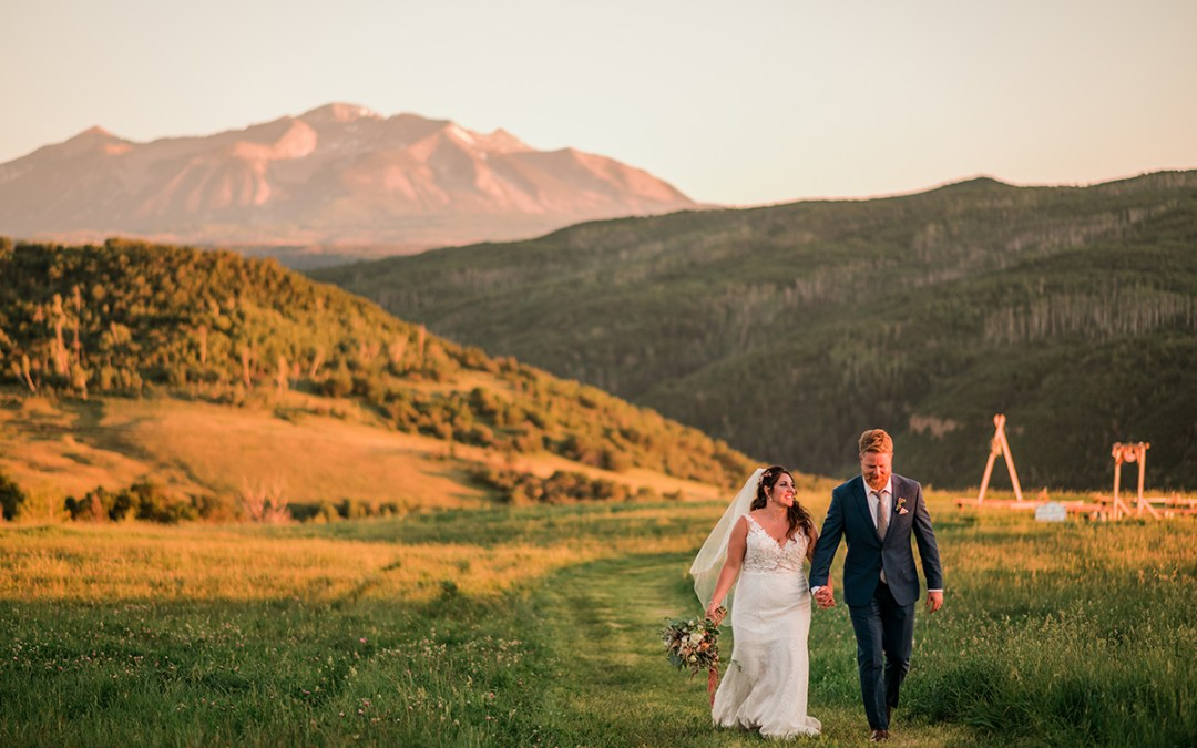 Camille & Grant | Wedding at Ragged Mountain Events