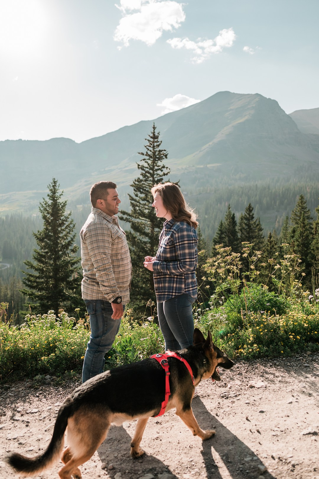 Ivan & Carissa   Casual Elopement in Crested Butte