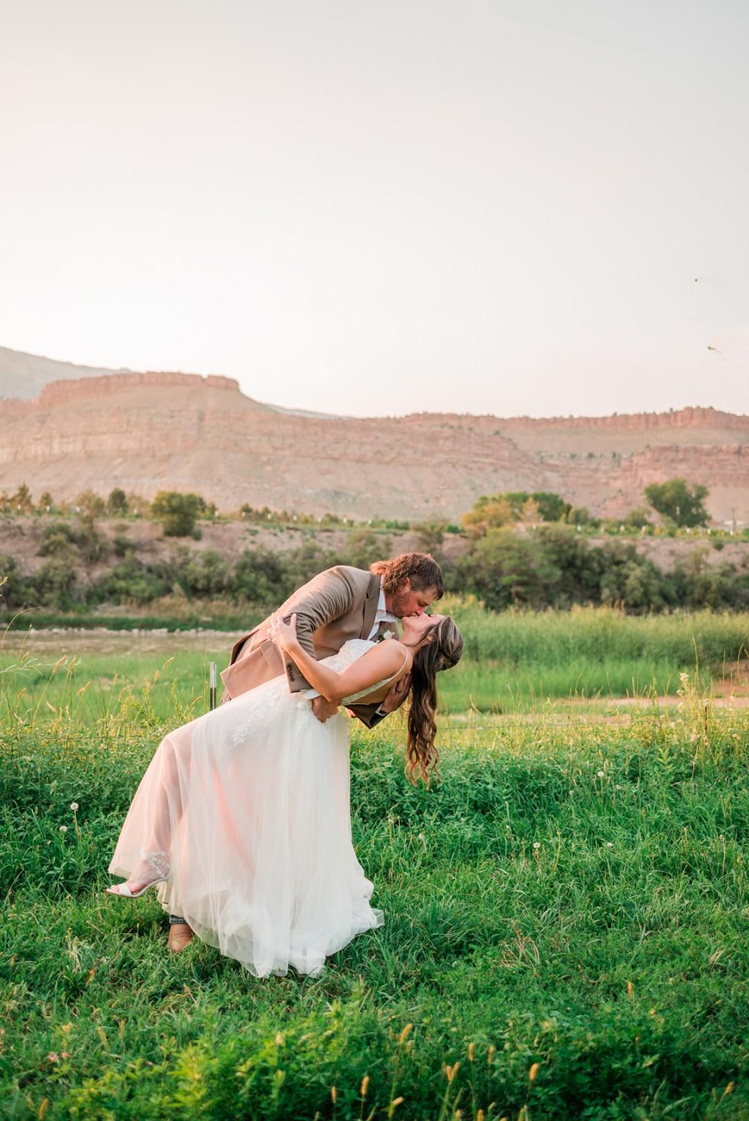 Emily & Lane | Palisade Wedding