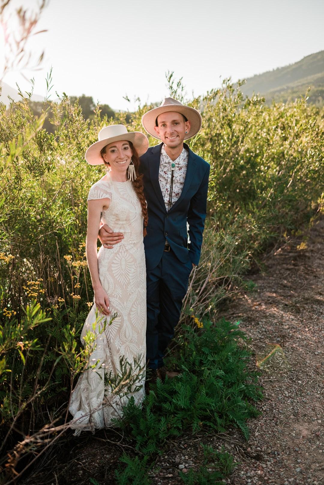 Solomon & Laura   Micro Wedding in Marble