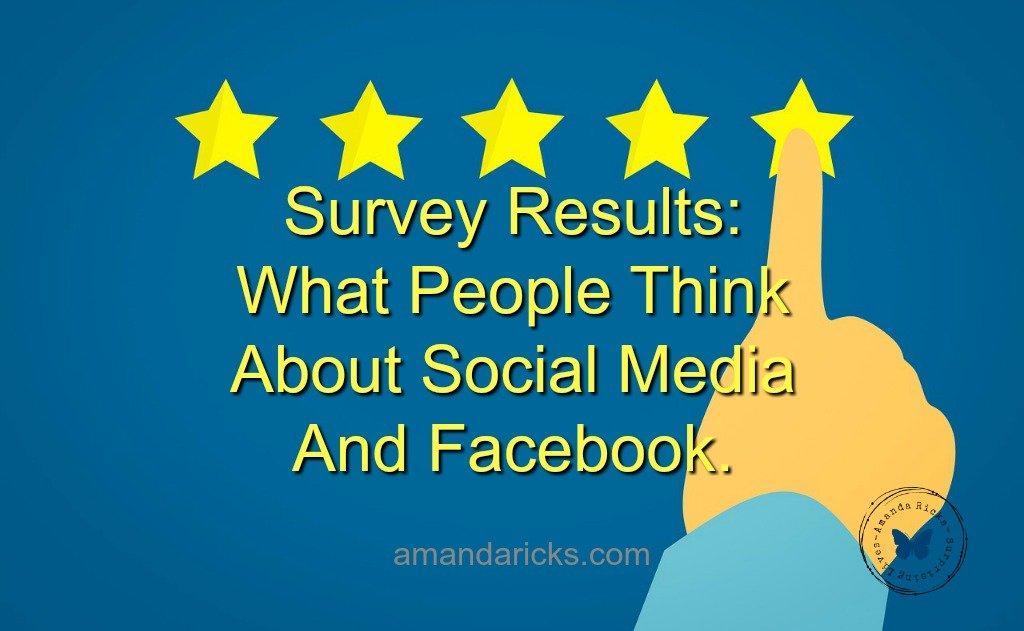 amandaricks.com/survey-results-fb-social-media/