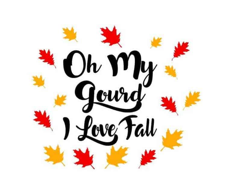 Download 5 Popular Fall Quotes + Fall Craft Ideas [Free SVG files ...