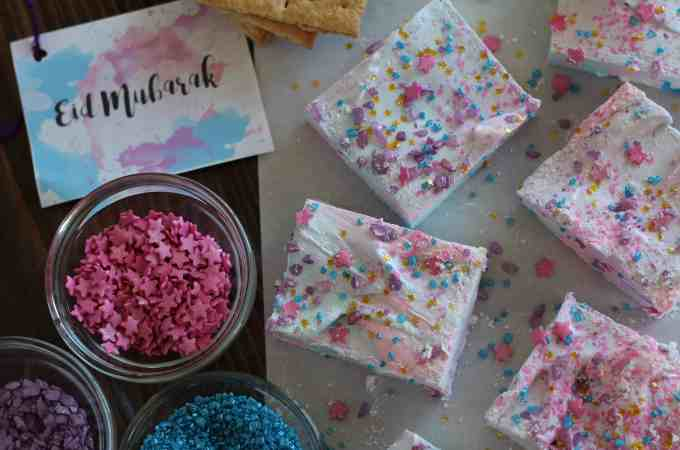 Unicorn Marshmallow Recipe