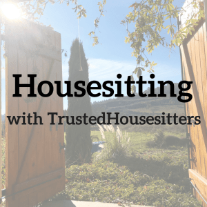 How does housesitting work
