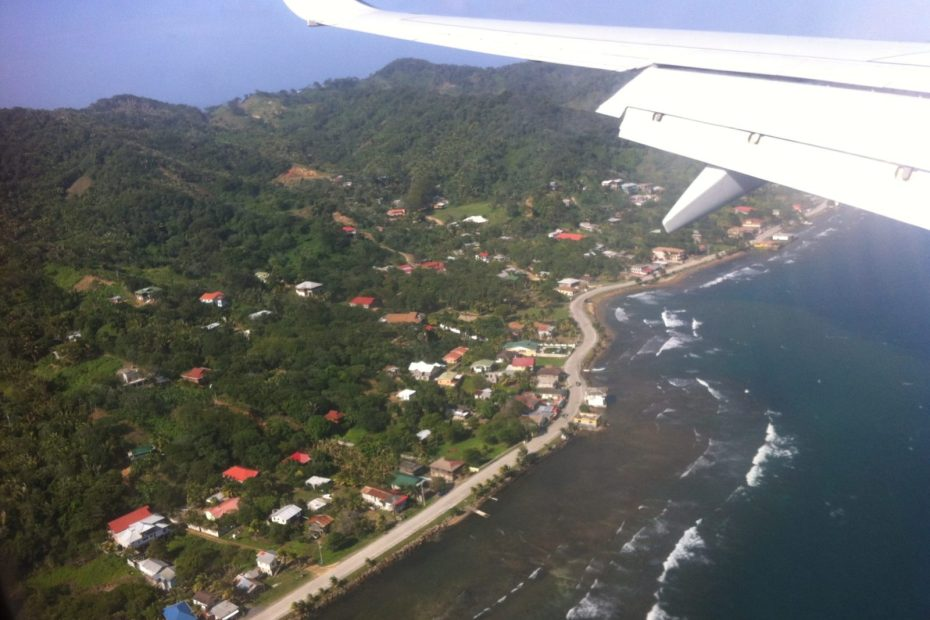 Roatan international airport