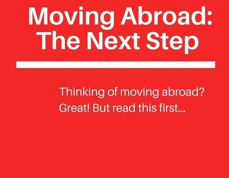 advice for moving overseas