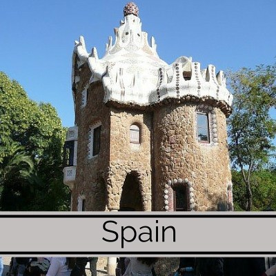 Spain travel Amanda Walkins
