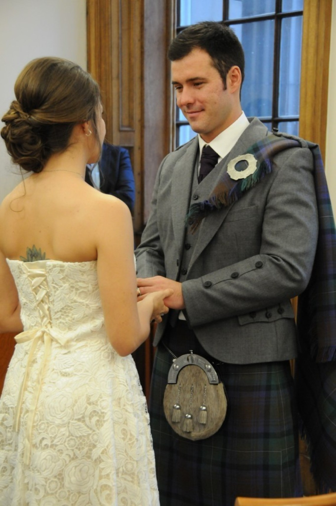 wedding in Scotland Edinburgh photographer