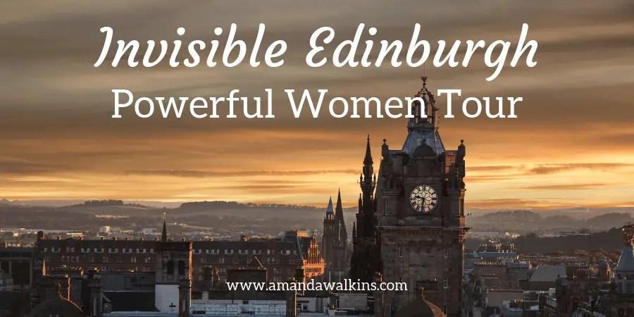 Invisible Edinburgh tours of the city centre