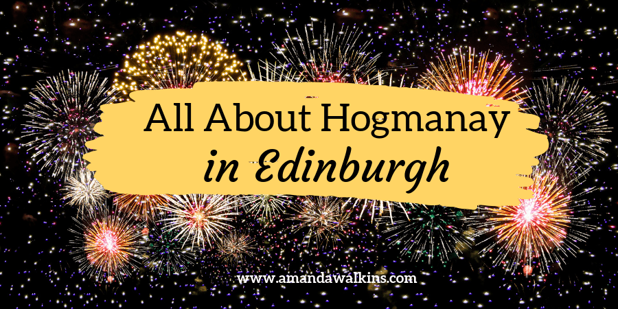information about Hogmanay in Edinburgh - New Years Eve celebrations and fireworks
