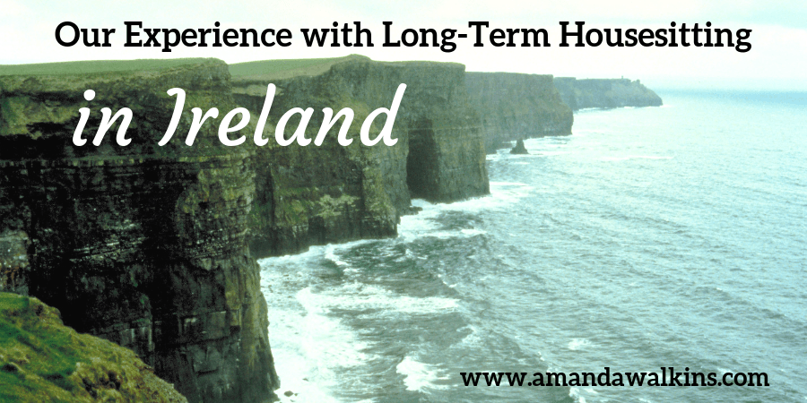 learn about the pitfalls of longterm housesitting in Ireland