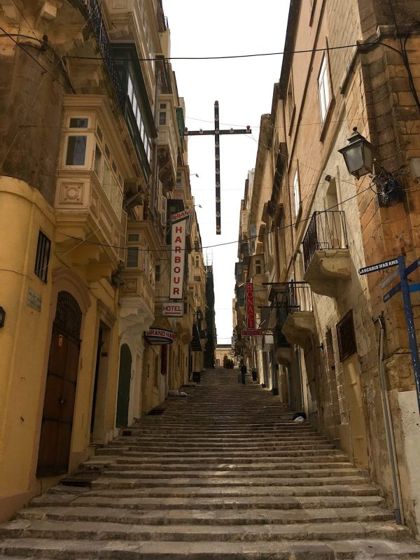 Valletta UNESCO World Heritage Site