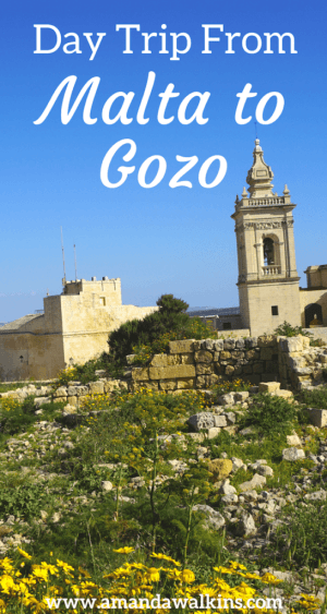 Take a day trip from Malta to Gozo to explore the stunning natural beauty and extensive history of this tiny Mediterranean island.