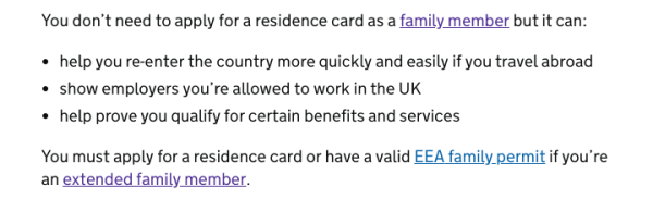 How can a US citizen get UK residency through marriage - explanation
