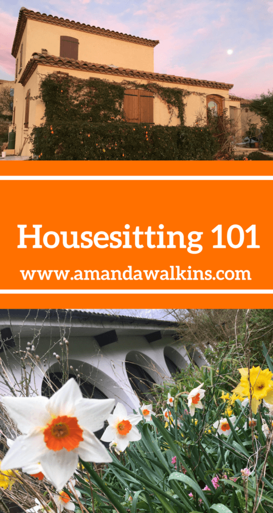 Learn how housesitting works so you can travel and stay for free around the world!