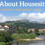Housesitting with TrustedHousesitters