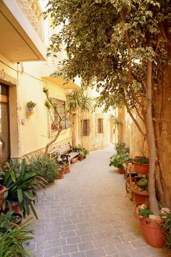 Wandering the streets of Rabat Gozo