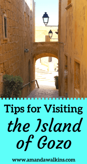 Tips for visiting the island of Gozo in Malta