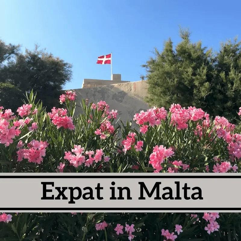 expat life in Malta