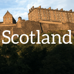 expat life in Scotland