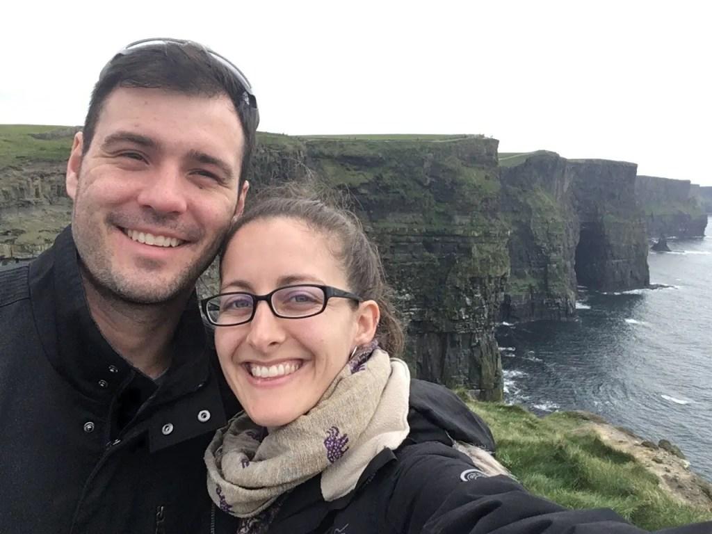 Cliffs of Moher Amanda Walkins Jonathan Clarkin
