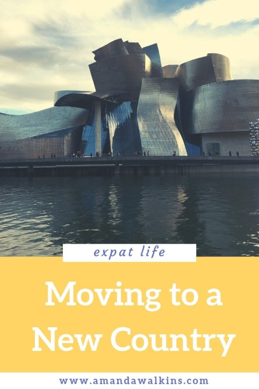 Moving to a New Country: expat life views from American freelance writer Amanda Walkins