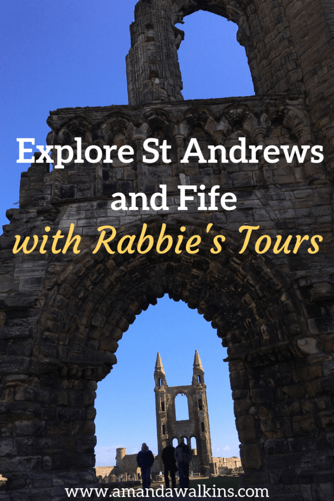 Visit St Andrews and Fife with Rabbies Tours from Edinburgh