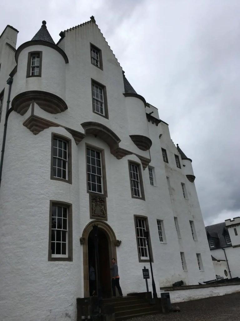 Visit Blair Castle near Pitlochry